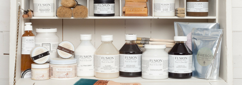 Fusion Mineral Paint - Accessories